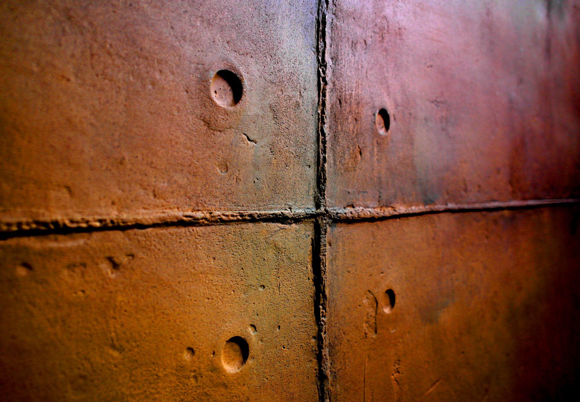 Concrete Plus Oxido Duvar Paneli
