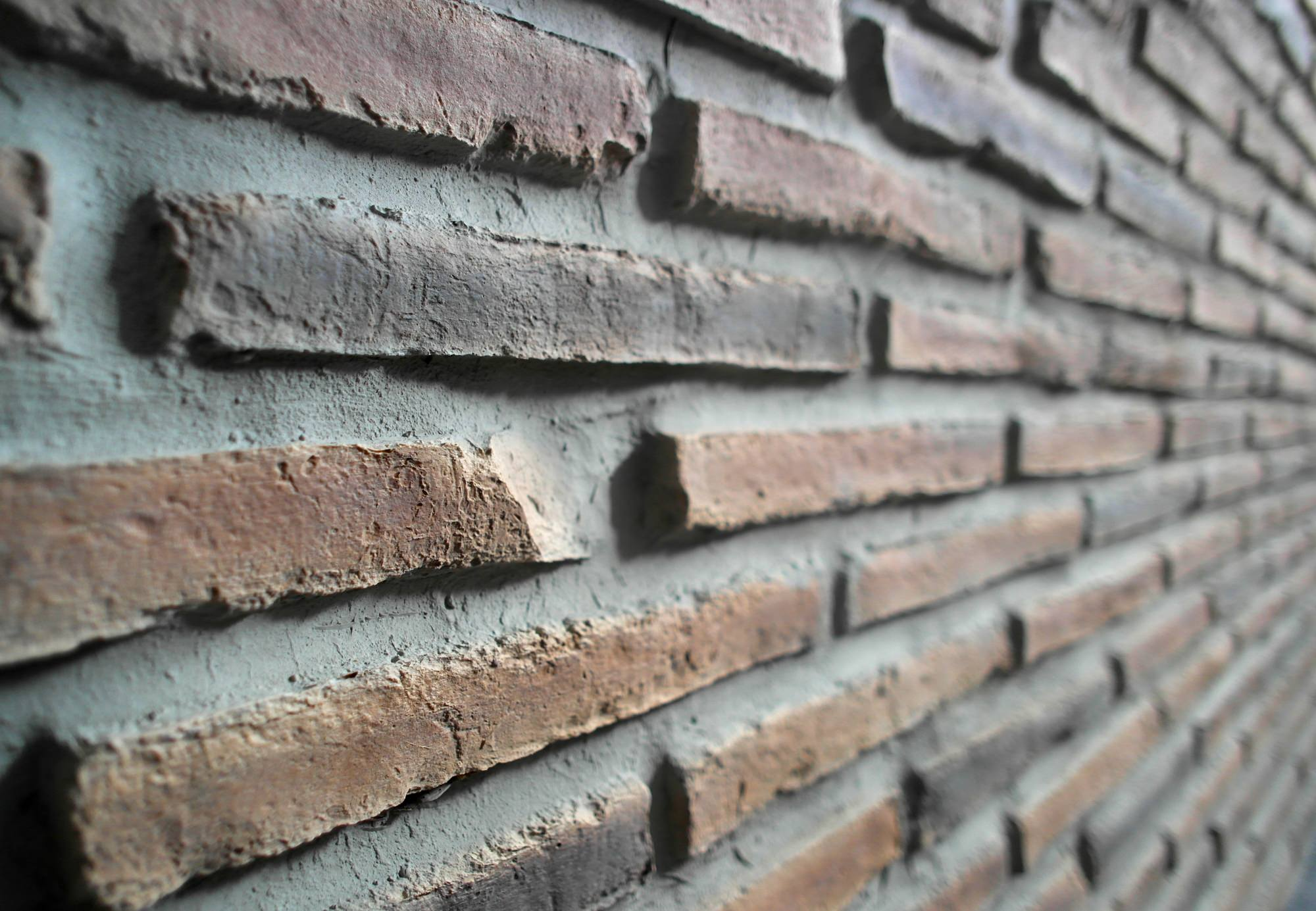 Old Brick Alpes Duvar Paneli