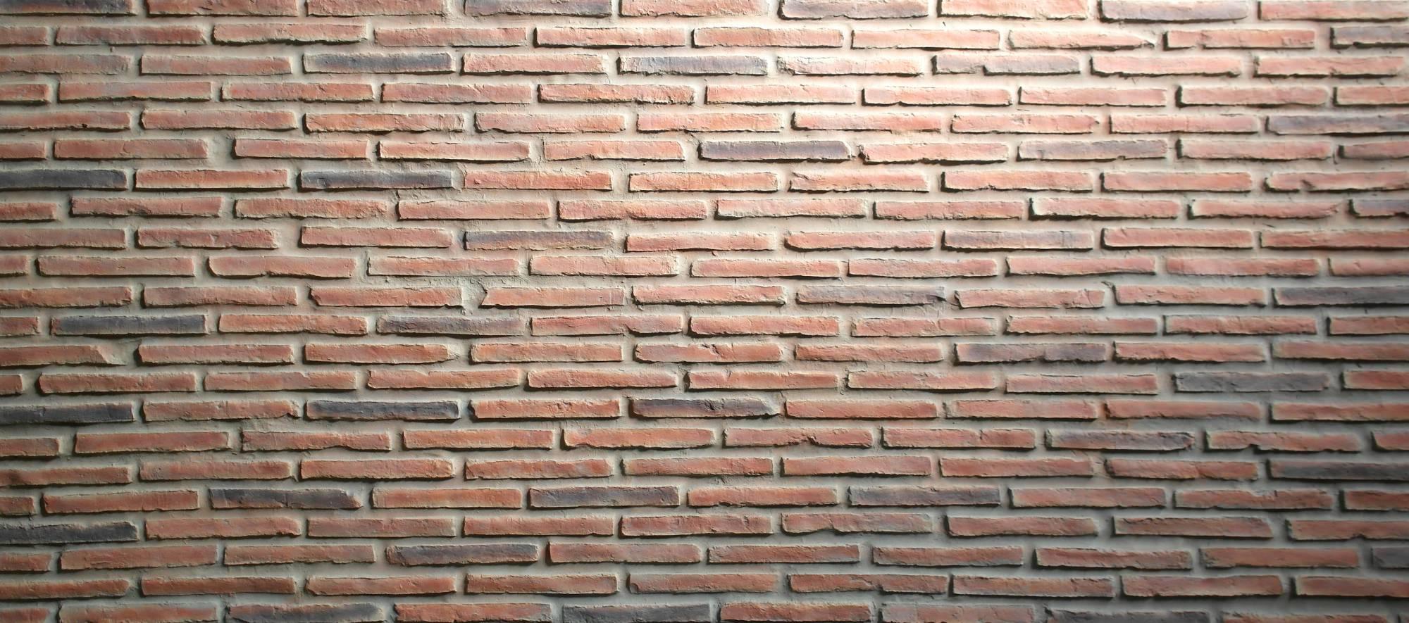 Old Brick Marfil Duvar Paneli