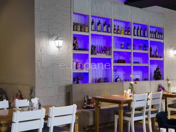 Europanel LunchBox Restoranlarında