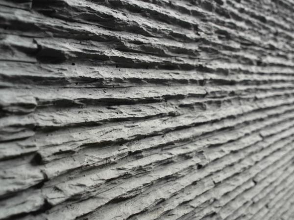 serrate dark grey kesit